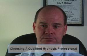 Finding a hypnotherapist