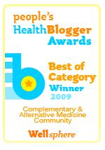 wellsphereaward GoToSee win annual blogging awards!