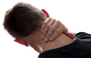 درد گردنی (گردن درد)  - فیزیوتراپیست وحید صادقی